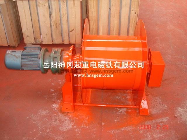 JQD系列电动型磁力耦合式电缆卷筒