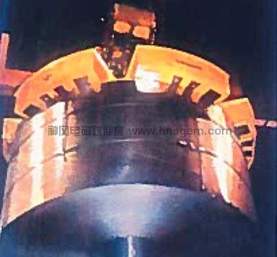 MW36吸吊立卷系列钢带卷吊运用起重电磁铁