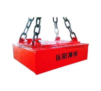 MW42系列方坯、梁坯、板坯吊运用起重电磁铁