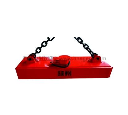MW84系列中厚钢板多张吊运用起重电磁铁