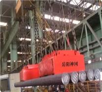 MW18系列捆扎螺纹钢、型钢吊运用起重电磁铁